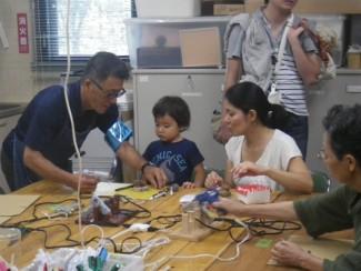 ボランティアの会・ネイチャークラフト体験 @ ビジターセンターバードピア浜北および木工体験館