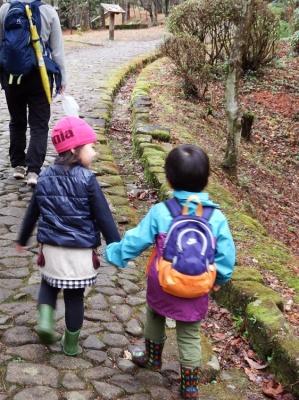 お母さんといっしょに森あそび~冬のまき~ 月曜コース @ 県立森林公園内