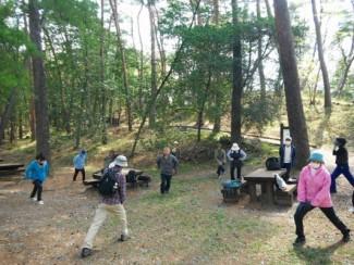 森林浴健康ウォーキング教室 @ 森林公園ビジターセンター・バードピア浜北